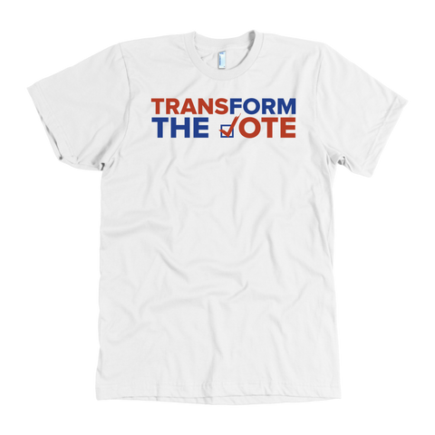 TRANSform the Vote (white)
