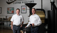 James and Joesph Lamont Owners and Operators of Lamont Coffee and Turk's Head Coffee Roasters