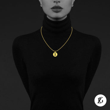 Gemini Classic Necklace-Zeal Gifts-Zeal Gifts