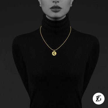 Leo Classic Necklace-Zeal Gifts-Zeal Gifts
