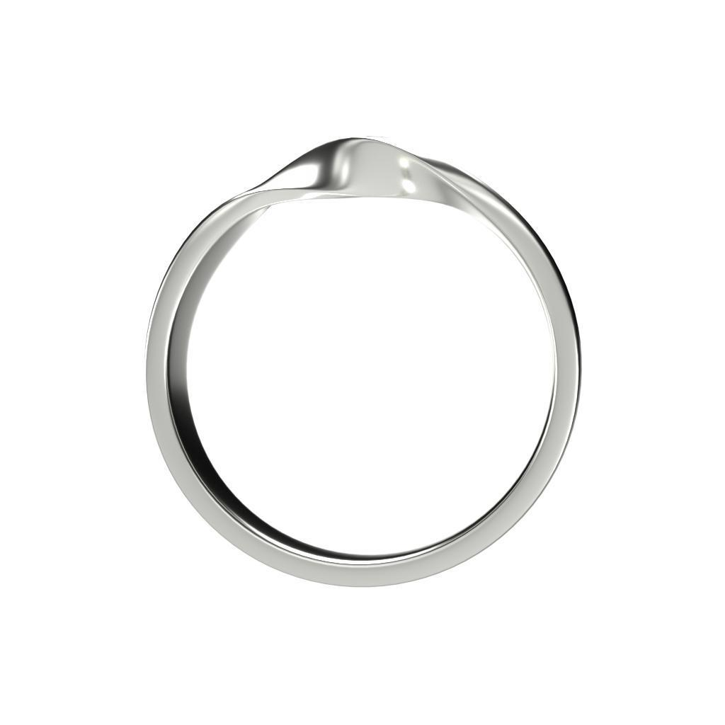 Mobius Ring - 14K Solid Gold or Platinum-Zeal Gifts-Zeal Gifts