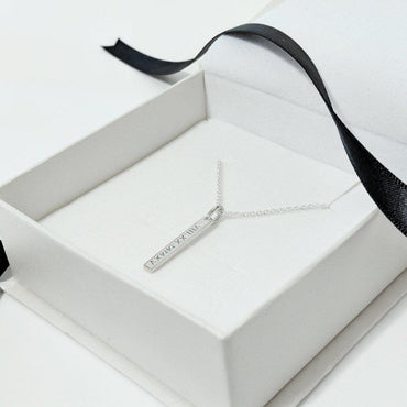 Vertical Bar - Date Roman Numeral - Zeal Gifts