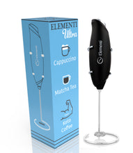 Elementi Premier Milk Frother with Stand (Ultra)