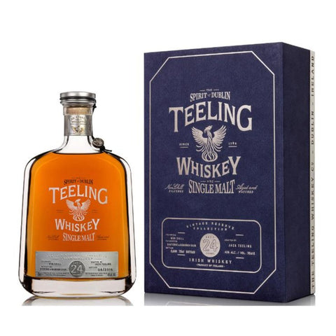 Teeling Single Malt Vintage Reserve Collection 24