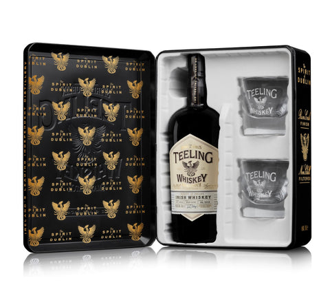 Teeling Small Batch 2 Glass Pack