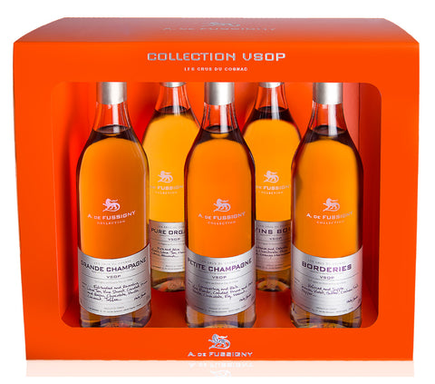 A de Fussigny Cognac Collection VSOP