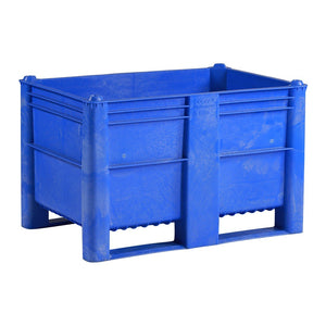 32 x 48 x 29 Fixed Wall Bulk Container Decade 100800A OWS CP-S-32-F Repose