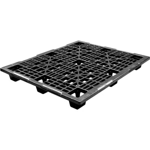 40 x 48 Nestable Light Medium Duty Plastic Pallet - Best Plastic Pallets PP-O-40-NM7