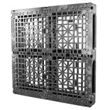 48 x 48 Rackable Stackable Pallet - Greystone GS.48.48.005 OWS PP-O-48-R2.005 Standing 3-4
