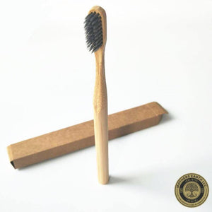 Down To Earth Bamboo Toothbrushes - Mothers Earth LLC