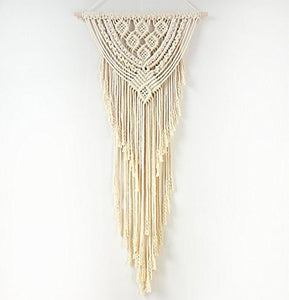 Macrame Wall Hanging Tapestry Chic Home Decorative Wall Decor Bohemian Home Decor Accent