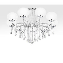 "Modern/Contemporary European MINI Style Elegant Luxury 9"" Crystal Chandelier Ceiling Lamp Fixture"