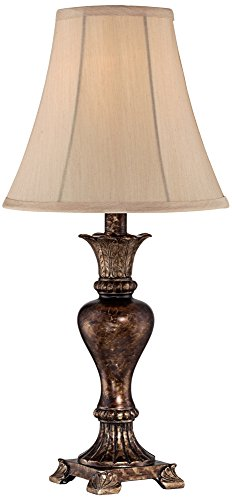 Tuscan Bronze Urn Table Lamp 21