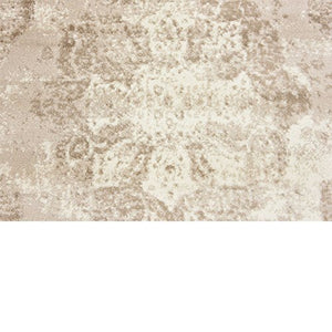 Traditional Persian Distressed Vintage Design Beige Rug Area Rug Inspired 5'x 8'Home Accent Decor