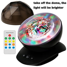 Soother Aurora Projection LED Amazing Light Show Night Light Lamp Relaxing Mood Light Calming Sale