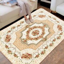 Rugs add warmth Define Elegance Soft Shades Rose Sage Ivory Beige Add Texture Accent Home Decor