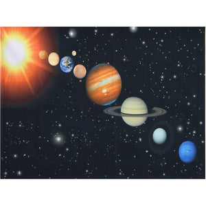 Modern Cosmos Solar System Space s Poster Art Wall Picture Home Decor Art Gifts No Frame