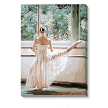 Pictures Ballet Dancer LaBarr  Home Decoration Poster Wall Art Accent Art Print