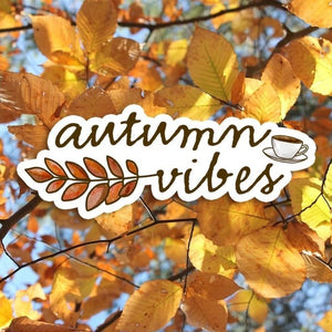 🍂 Autumn Vibes Sticker 🍂
