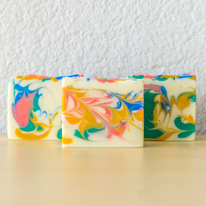 Bird of Paradise Artisan Soap