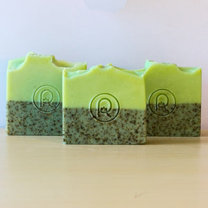 Avocado & Green Tea Artisan Soap