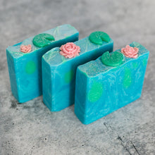Monet's Lily Pond Artisan Soap
