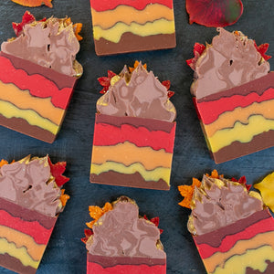 Autumn Leaves Artisan Soap