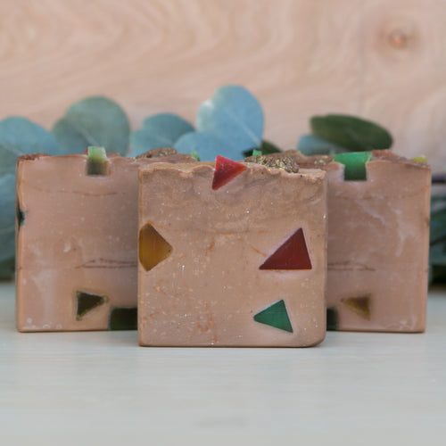 Fruitcake Artisan Soap