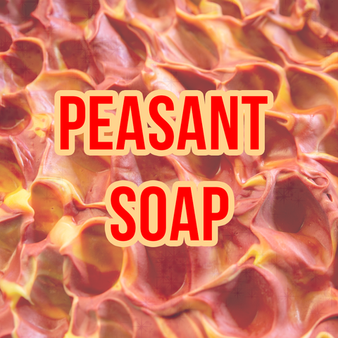 Inferno Peasant Soap