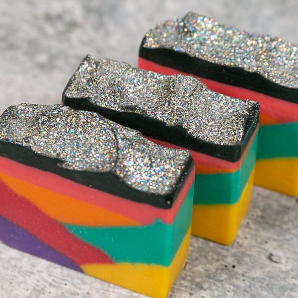 Holo There Artisan Soap