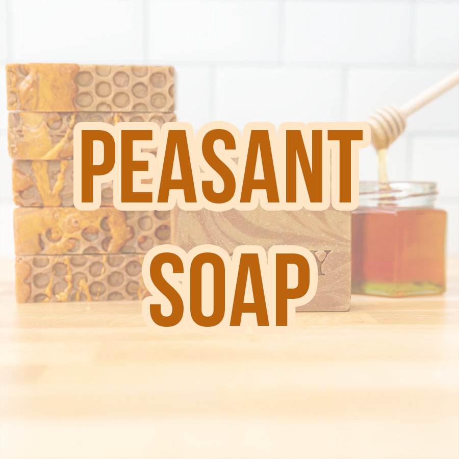 Bee Good Peasant Soap