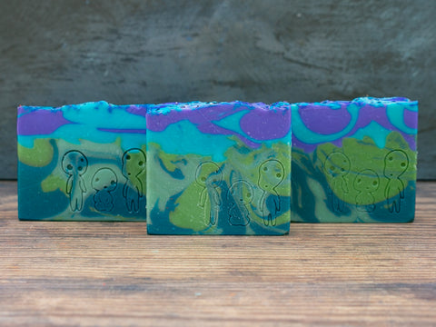 Forest Spirit Artisan Soap
