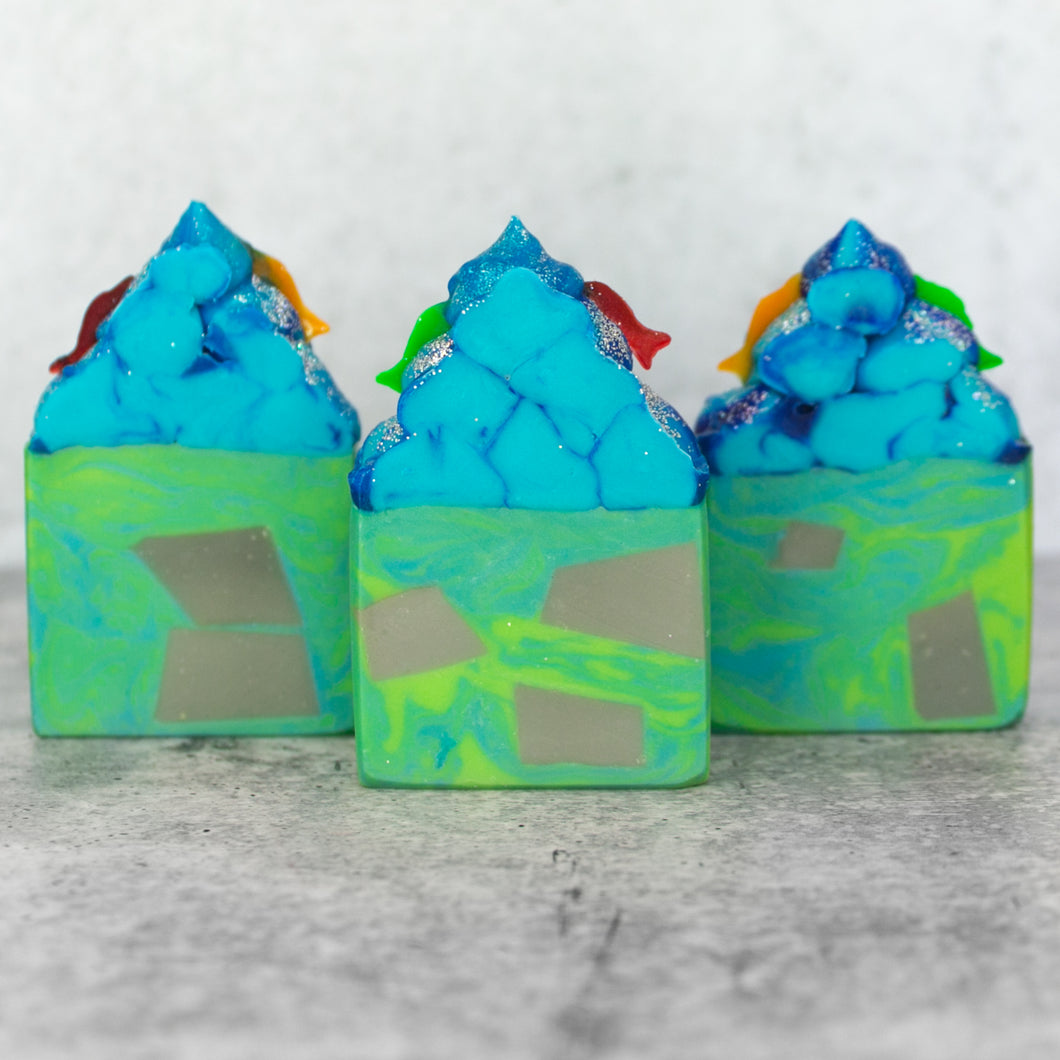 Jungle Waterfall Artisan Soap