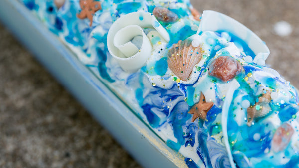Mermaid Treasure Artisan Soap