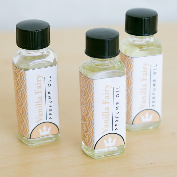 Vanilla Fairy Perfume Oil