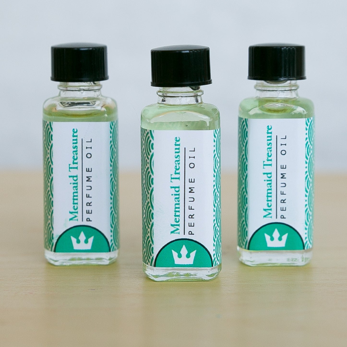 Mermaid Treasure Perfume Oil