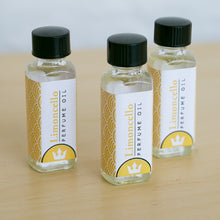 Limoncello Perfume Oil