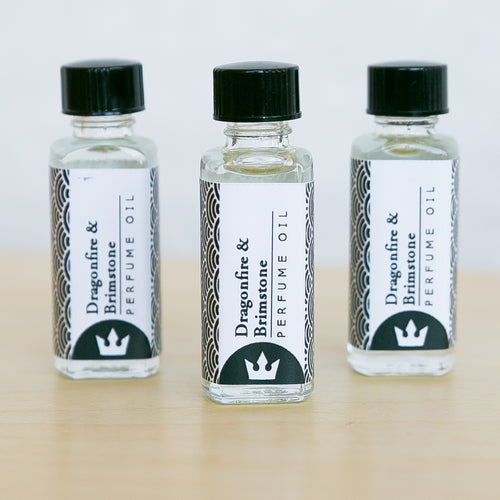 Dragonfire & Brimstone Perfume Oil