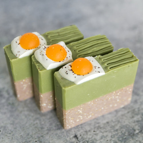 Avocado Toast Artisan Soap