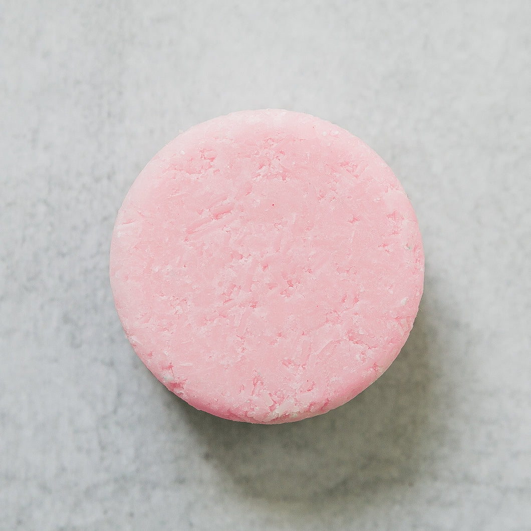 Rose Colored Splashes Shampoo Bar / Moisturize
