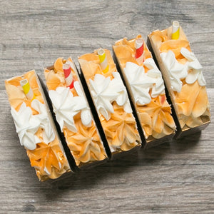 Rootbeer Float Artisan Soap