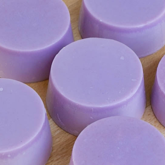 Lavender Vanilla Solid Conditioner Bar