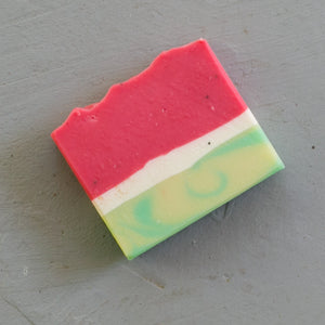 Big Rind Watermelon Candy Artisan Soap