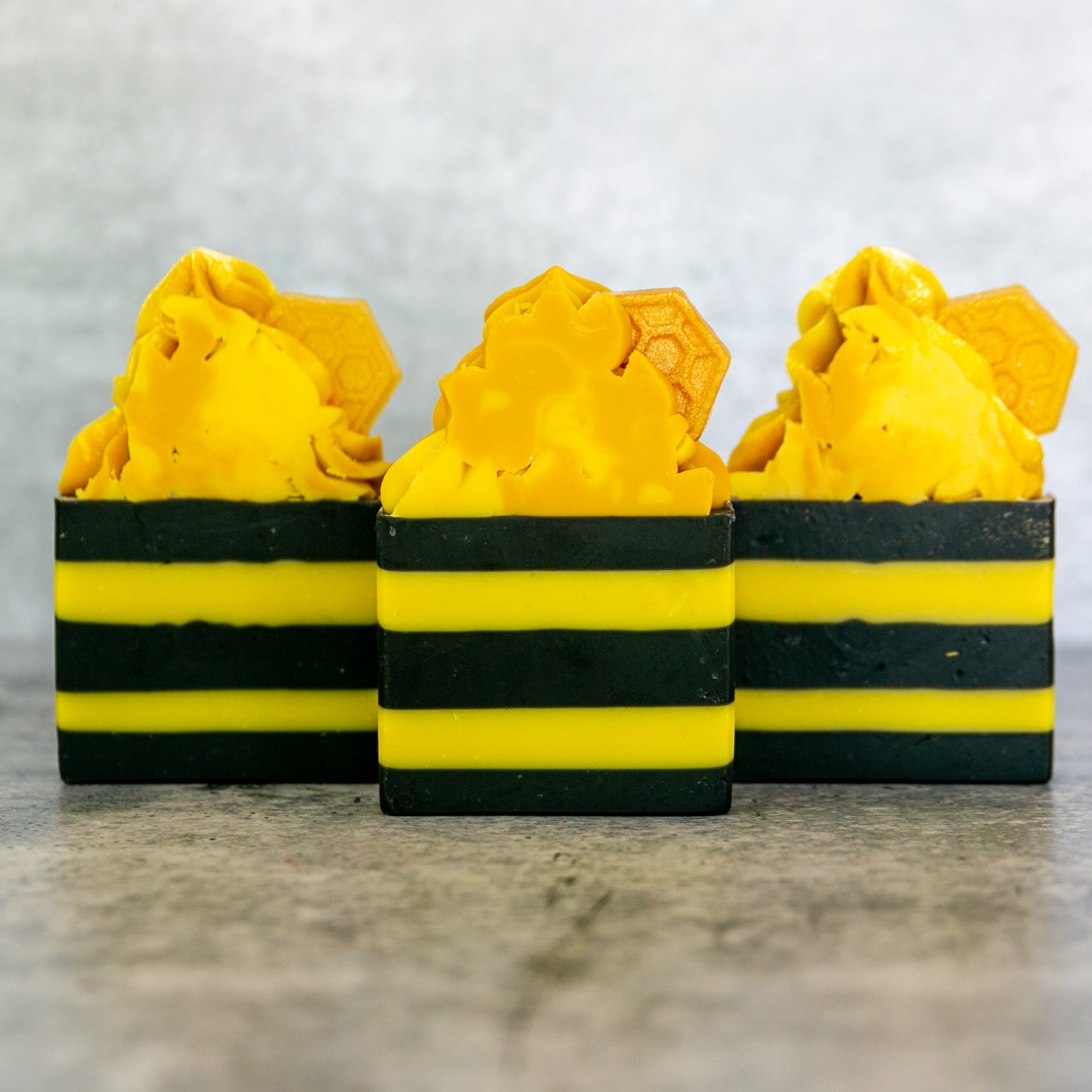 Bumble Bee Artisan Soap