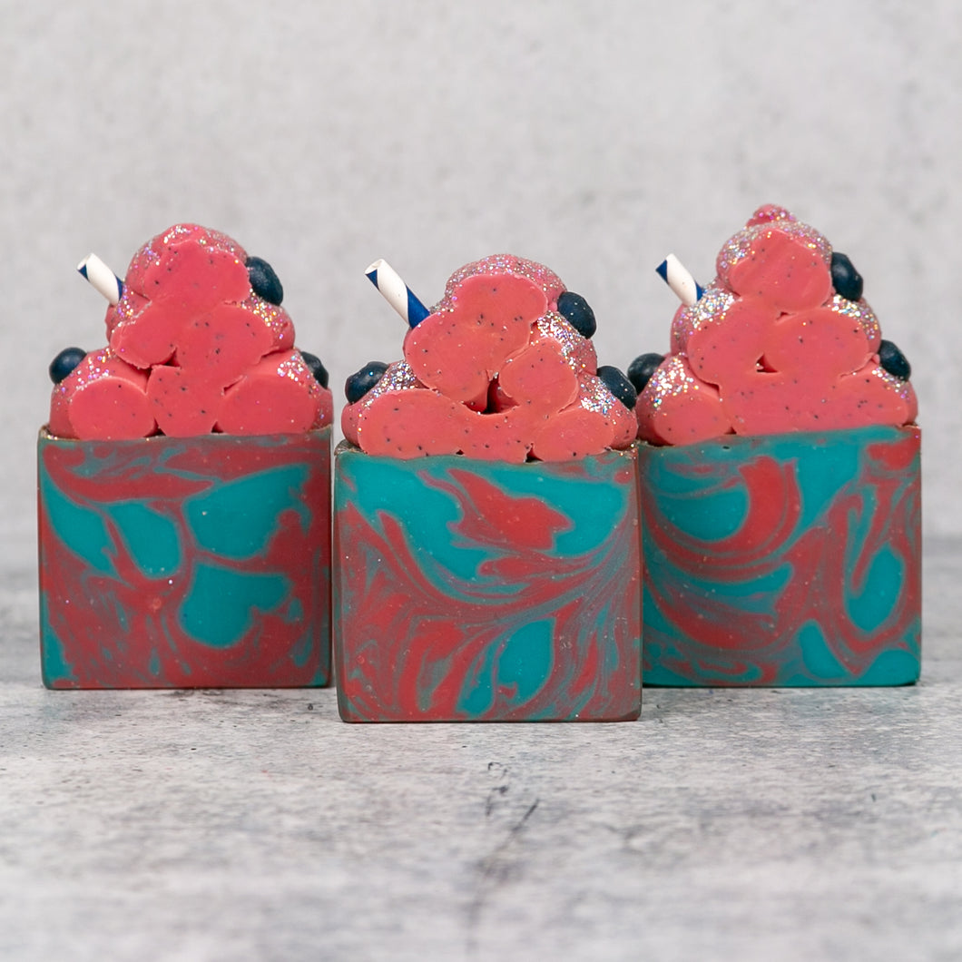 Pomegranate Smoothie Artisan Soap