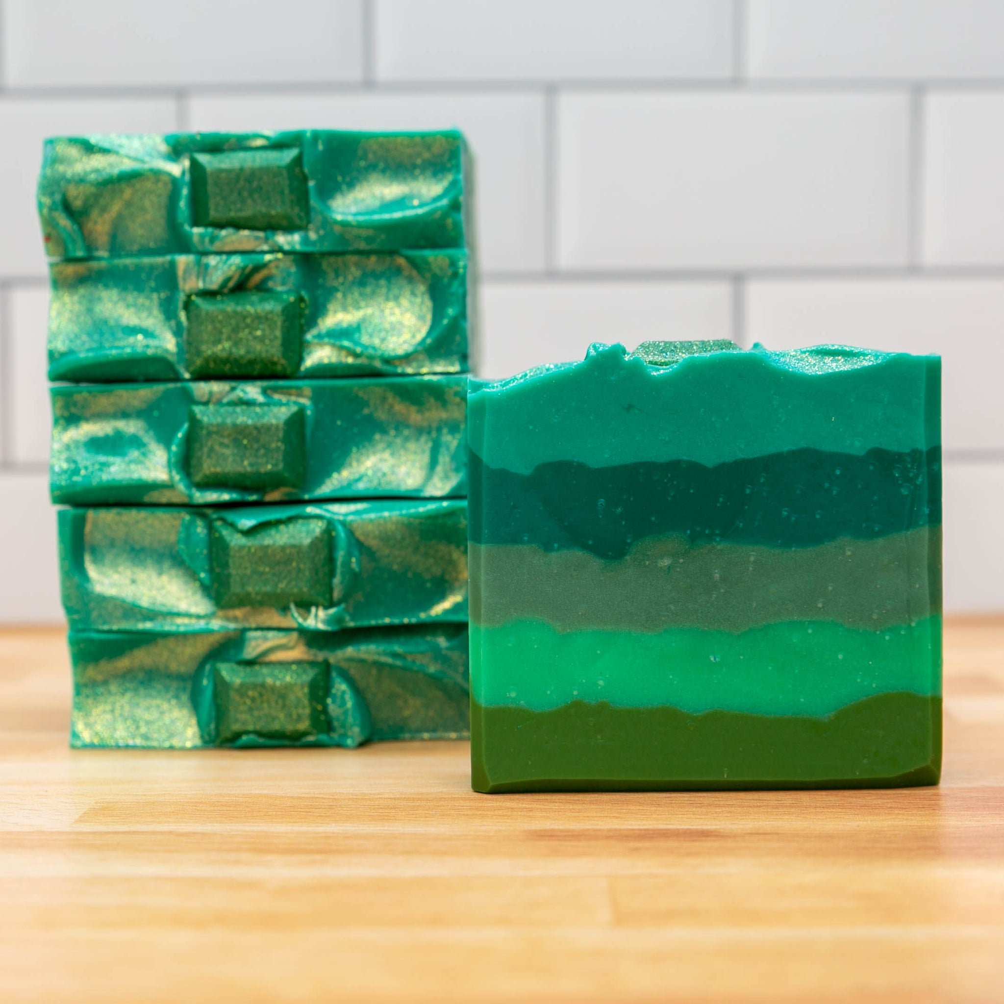 Fresh Forest Peasant Artisan Soap