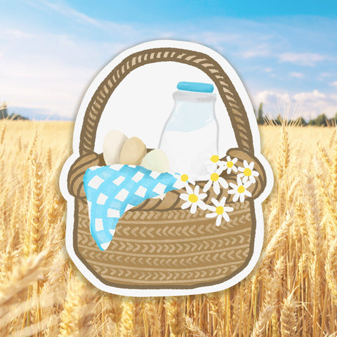 🌾 Homestead Sticker 🌾