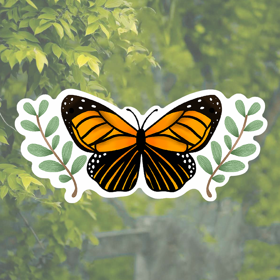 🦋 Nature Sticker 🦋