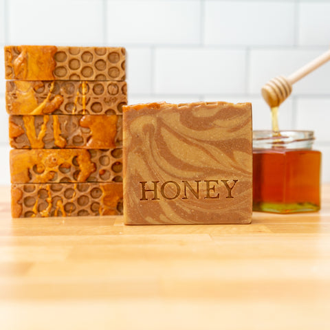 Wildflower Honey Artisan Soap