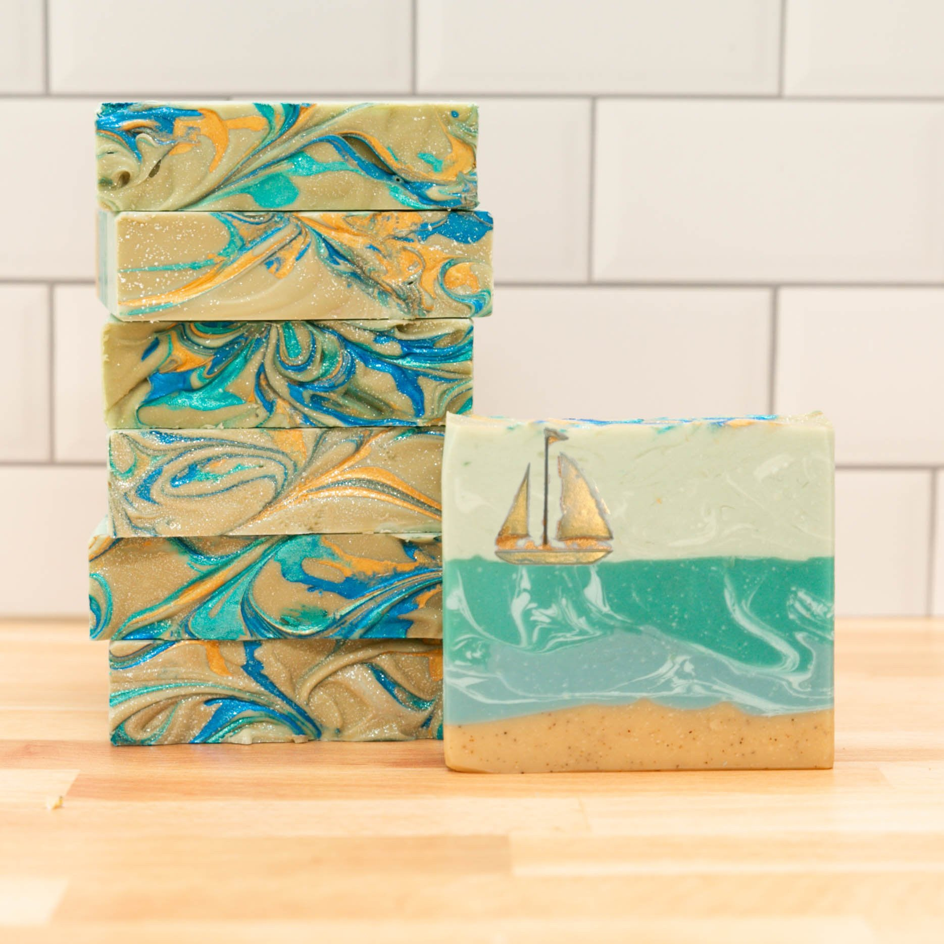 Tommy's Sailboat Artisan Soap